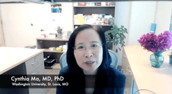 Cynthia Ma, MD, PhD, Discusses Results From a Phase 2 Trial of Neratinib/Fulvestrant in HER2-Mutant Breast Cancer