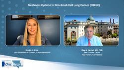 Monitoring Response to Therapy in NSCLC