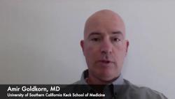 Amir Goldkorn, MD Talks Next Steps for SWOG 1216 Trial