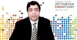 Vivek Subbiah, MD, on Data from AACR on Resistance Mechanisms to KRAS Inhibitors