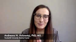 Andreana N. Holowatyj, PhD, MS, Talks AACR and the Value of the Annual Meeting 2021