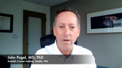 John Pagel, MD, PhD, Discusses Key Takeaways of a Trial Examining Zanubrutinib Plus Zandelisib in B-Cell Malignancies