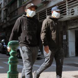 Men Report Worse Respiratory, Inflammatory Status with SARS-CoV-2 than Women