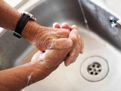 Tracking Hand Hygiene in a Hospital Setting