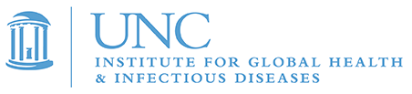 UNC Institute for Global Health & Infectious Diseases logo