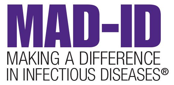 MAD-ID | Making a Difference in Infectious Diseases logo