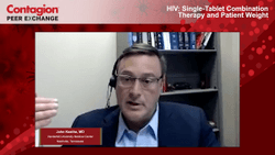 HIV: Single-Tablet Combination Therapy and Patient Weight