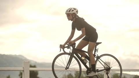 Female cyclists and sexual dysfunction