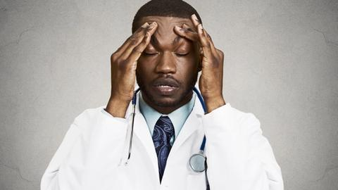 Physician burnout and self-care