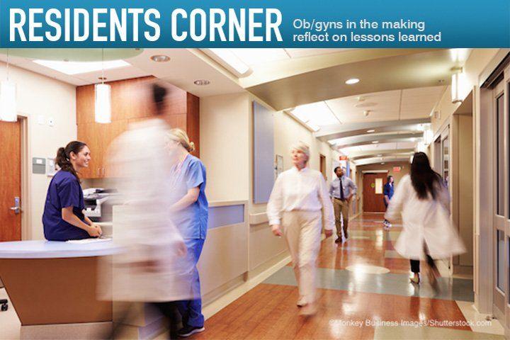 Doctors walking fast