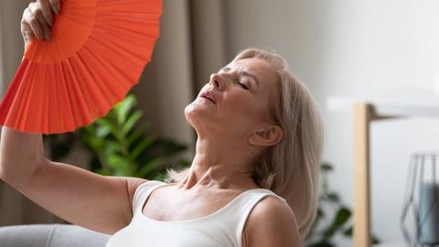 Menopausal symptoms through the seasons