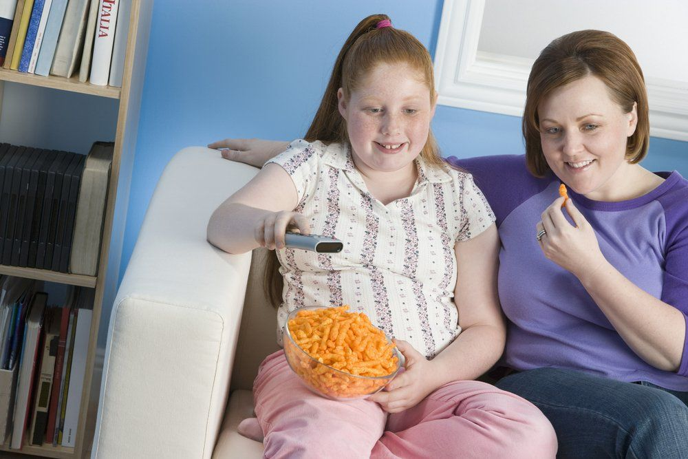 10 commandments of obesity prevention for children
