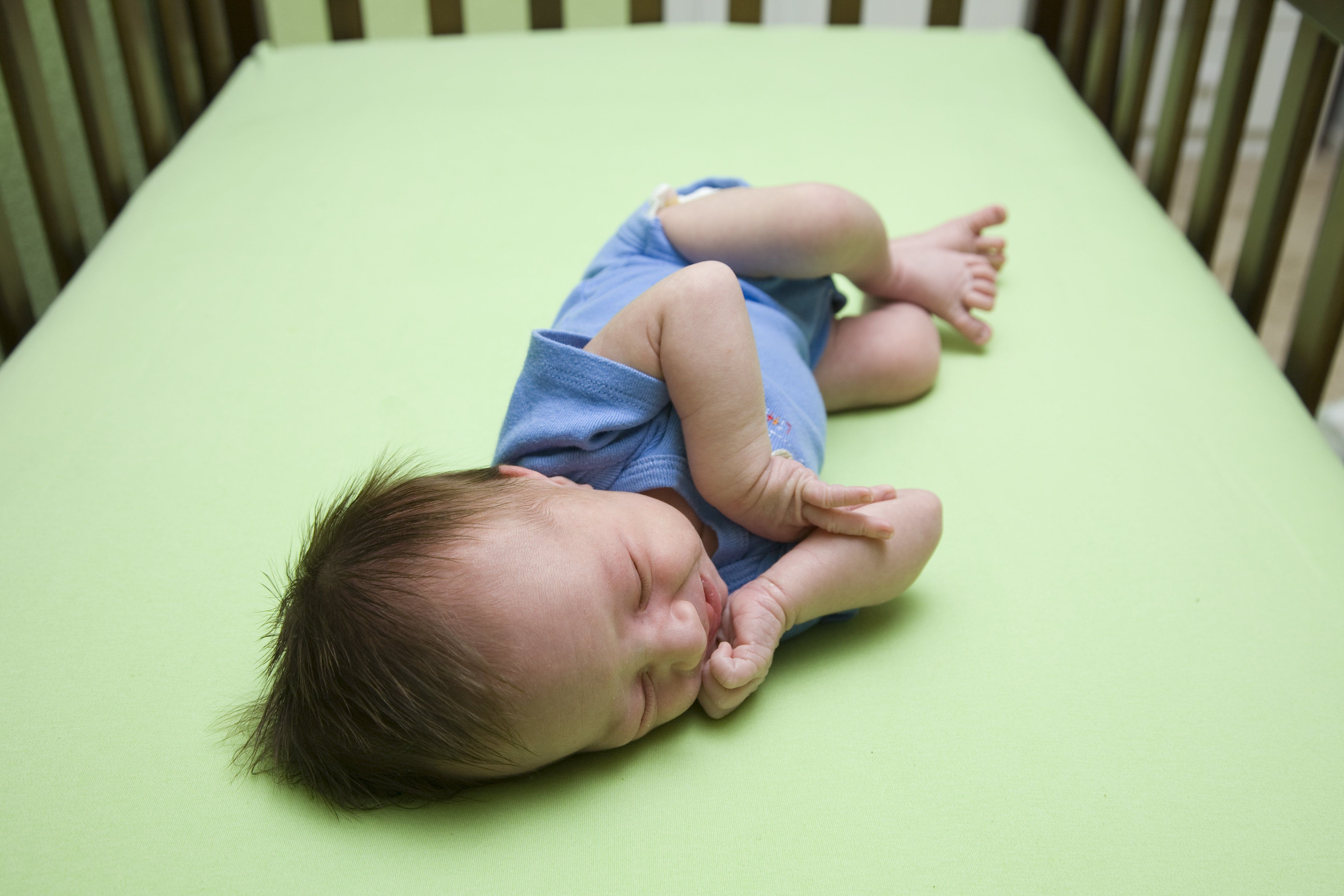 Sleep management is crucial for infants and young children