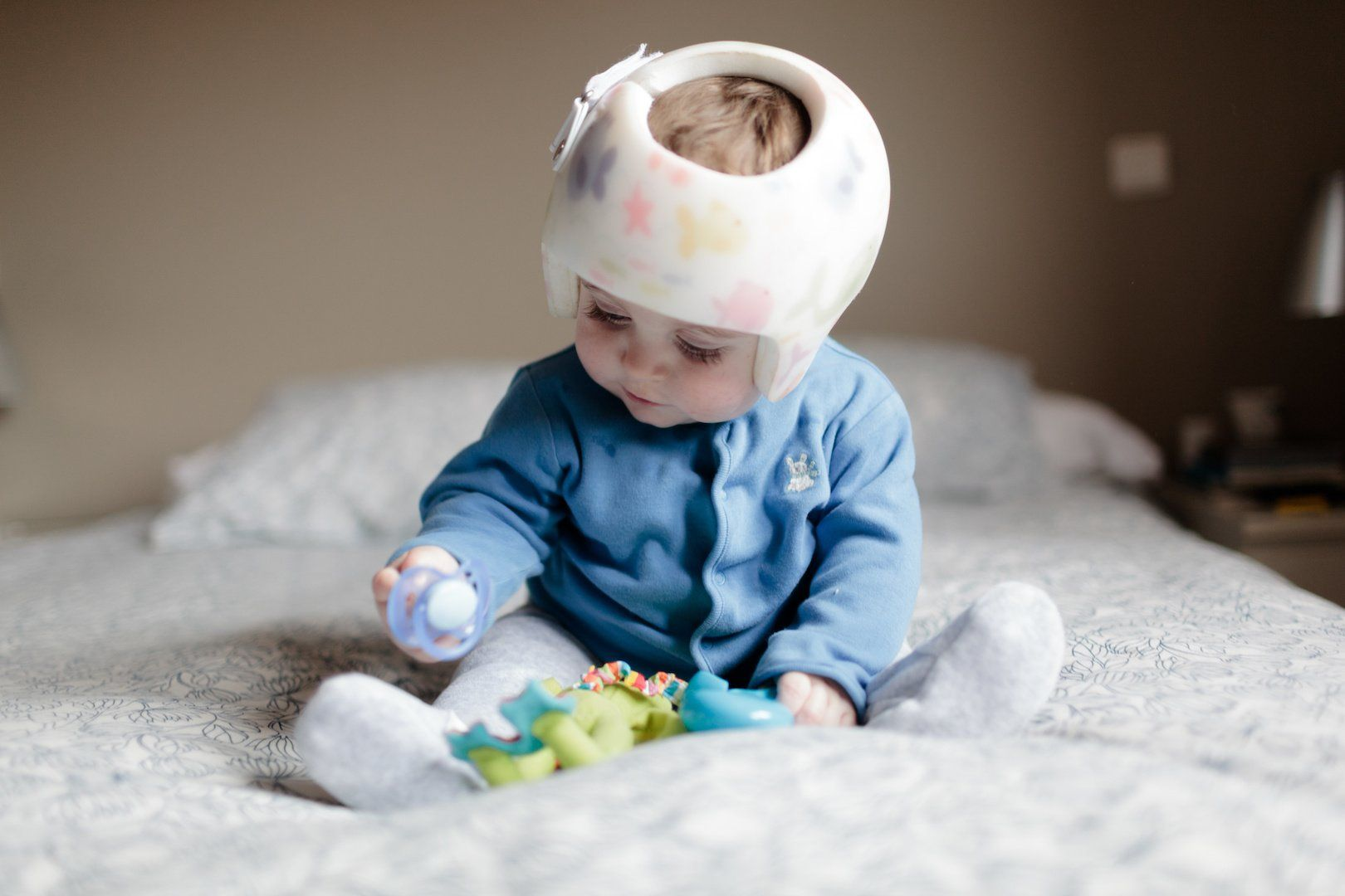 Developmental outcomes of positional plagiocephaly