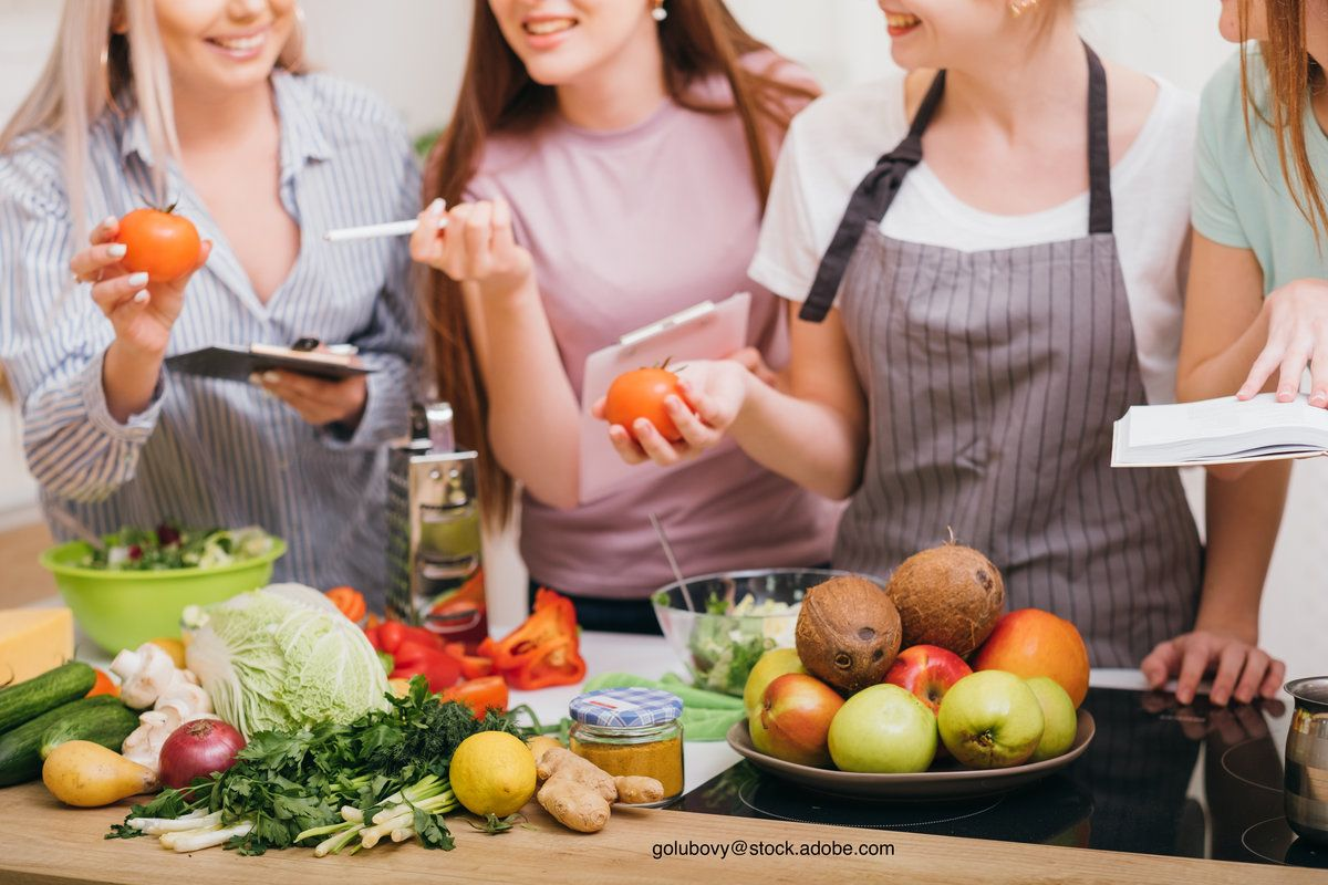 New food course builds healthy relationships with food