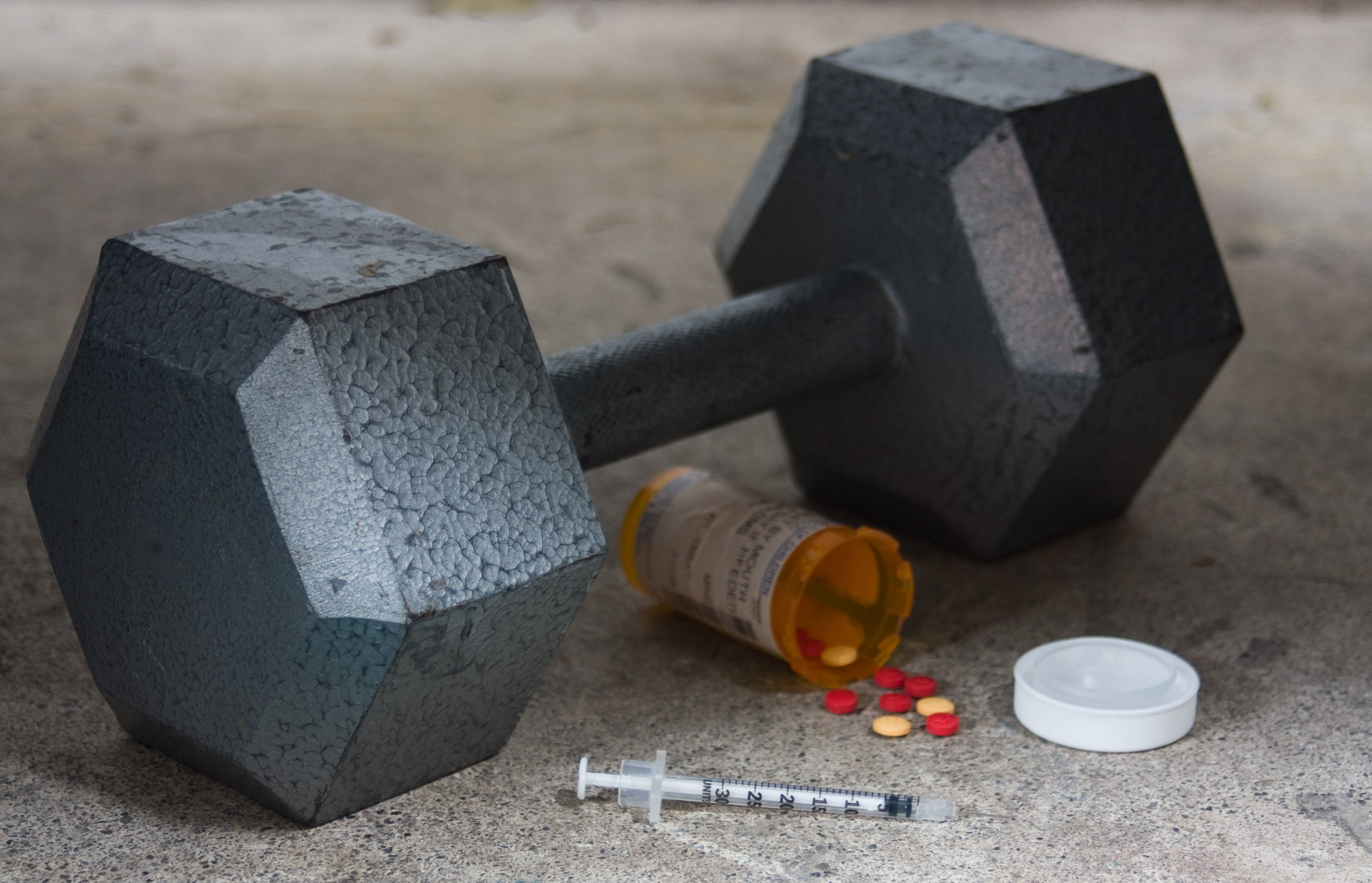 Talk with teens about performance-enhancing substances