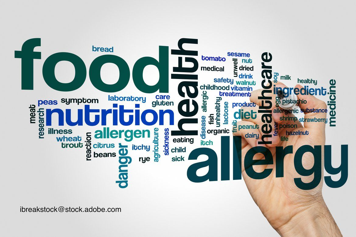 New evidence changes guidelines for food allergies