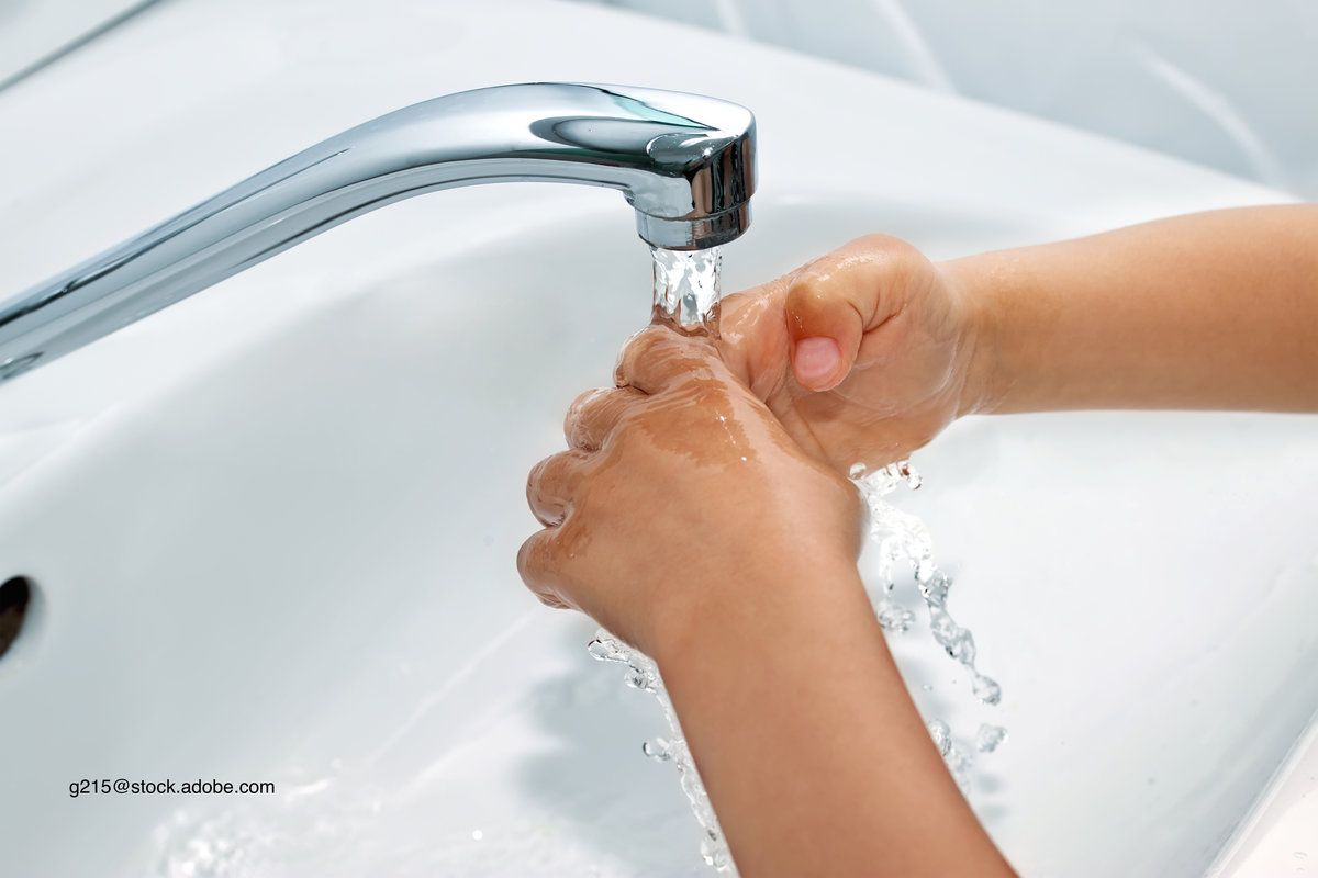 Cool running water is best immediate treatment for burns
