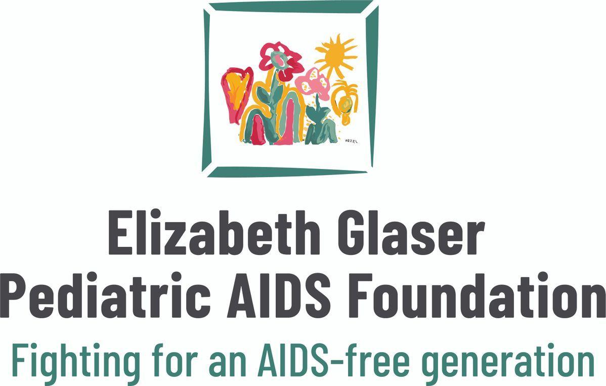 Elizabeth Glaser Pediatric AIDS Foundation logo