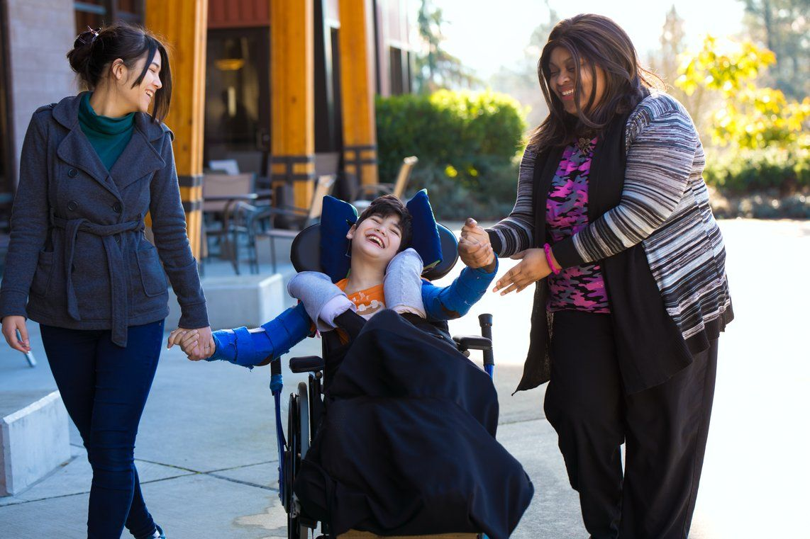 It takes a team to care for kids with special health needs