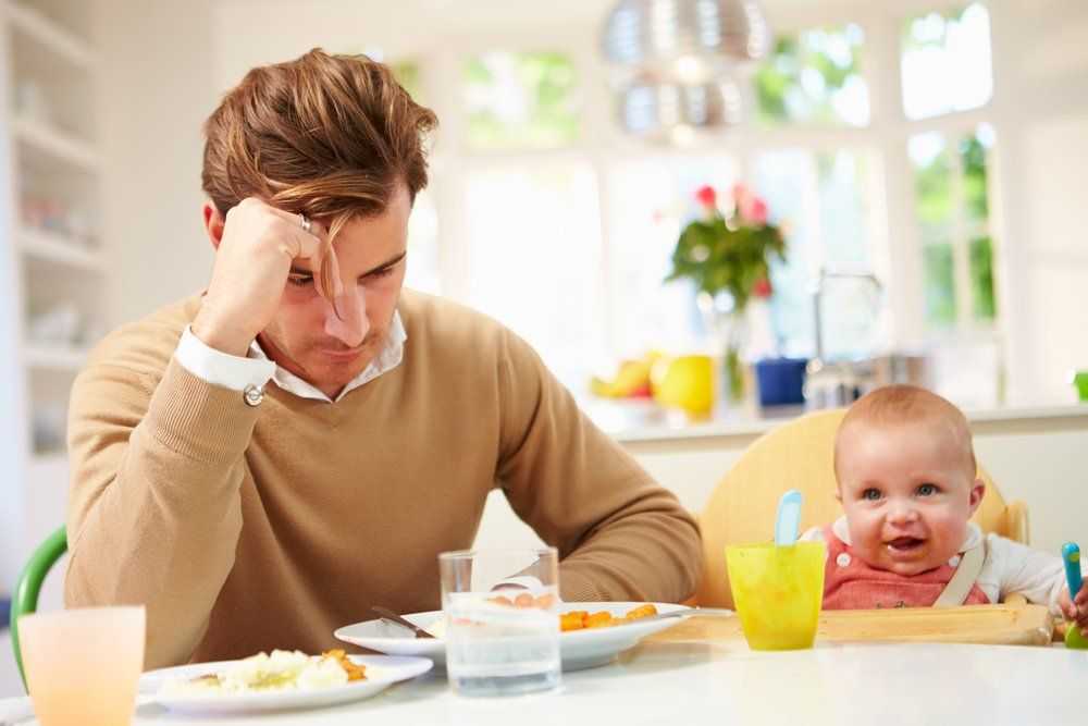 Why screen new fathers for postpartum depression?