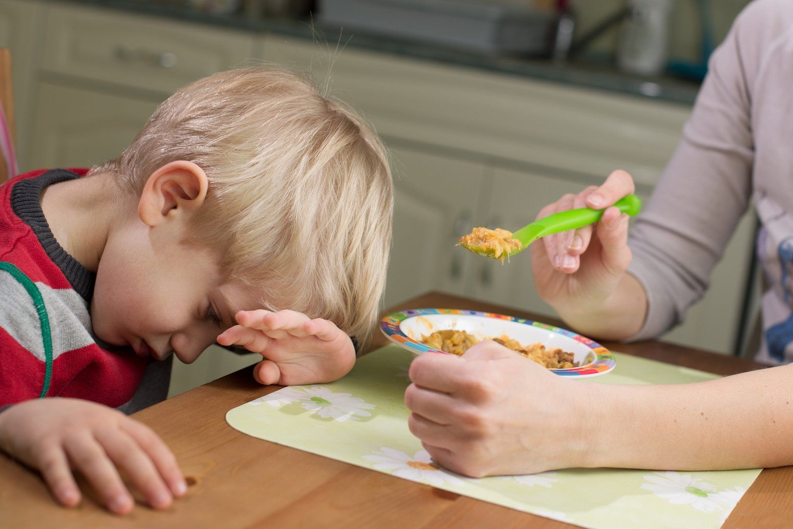 Parents of picky eaters need education and understanding