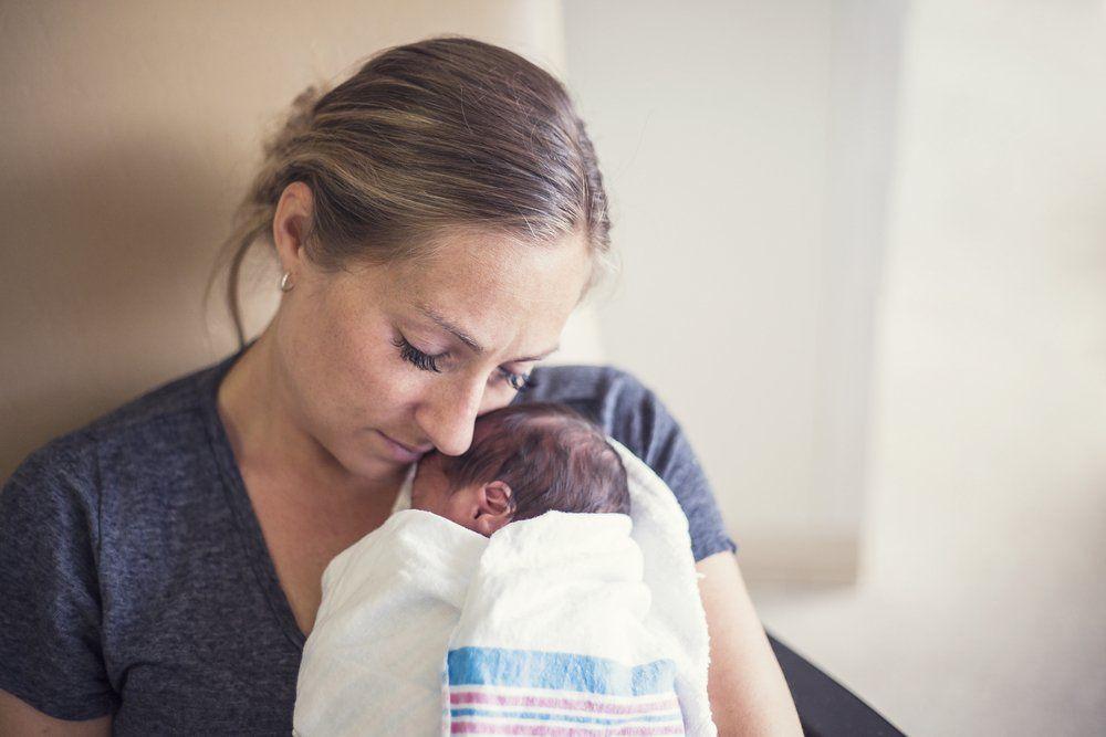Hugging is healing for NICU babies