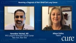 Undergoing Genetic Testing for Non-Small Cell Lung Cancer