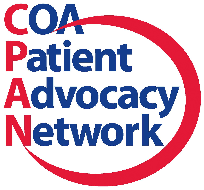 COA Patient Advocacy Network logo