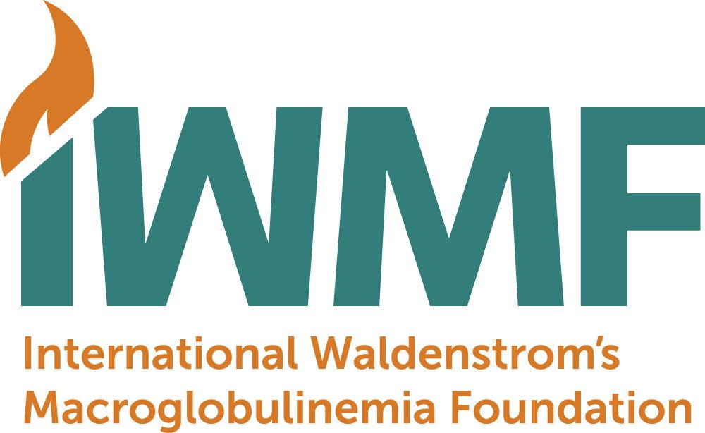 International Waldenstrom's Macroglobulinemia Foundation (IWMF)  logo