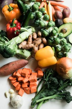 Hey, Guys, It's Time to Eat Your Veggies