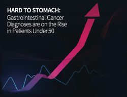 Hard to Stomach: The Rise of Gastrointestinal Cancers in Patients Under 50