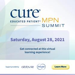 Educated Patient® MPN Summit: August 28, 2021