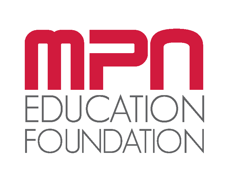 MPN Education Foundation logo