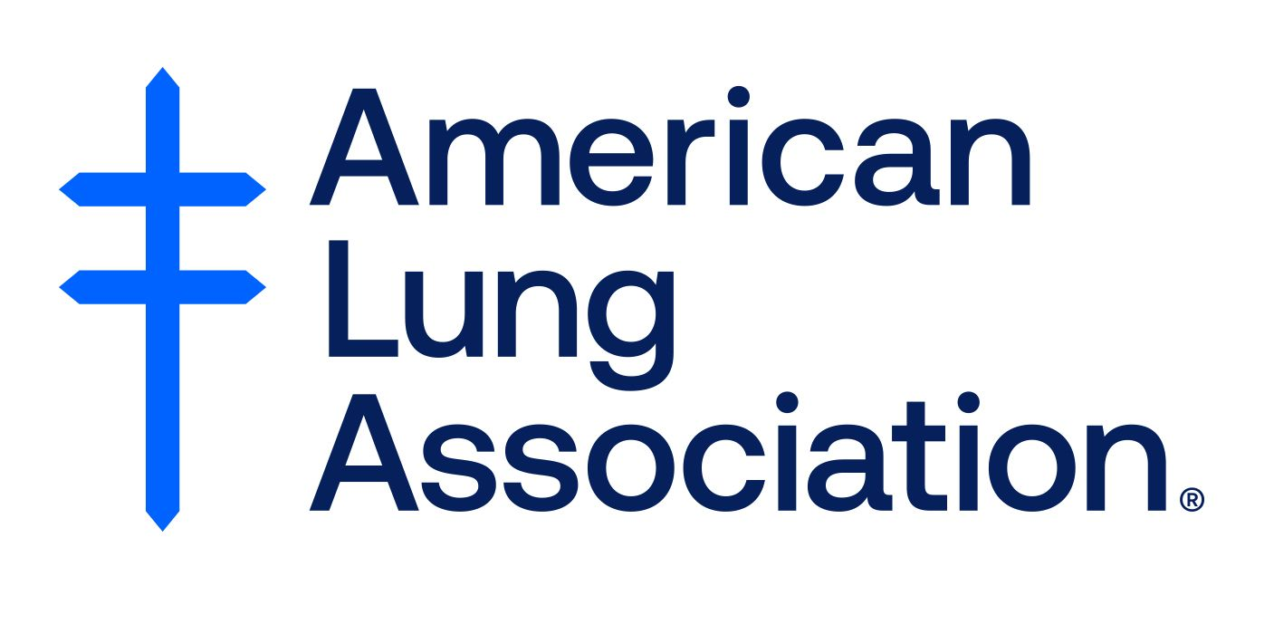 American Lung Association's LUNG FORCE logo