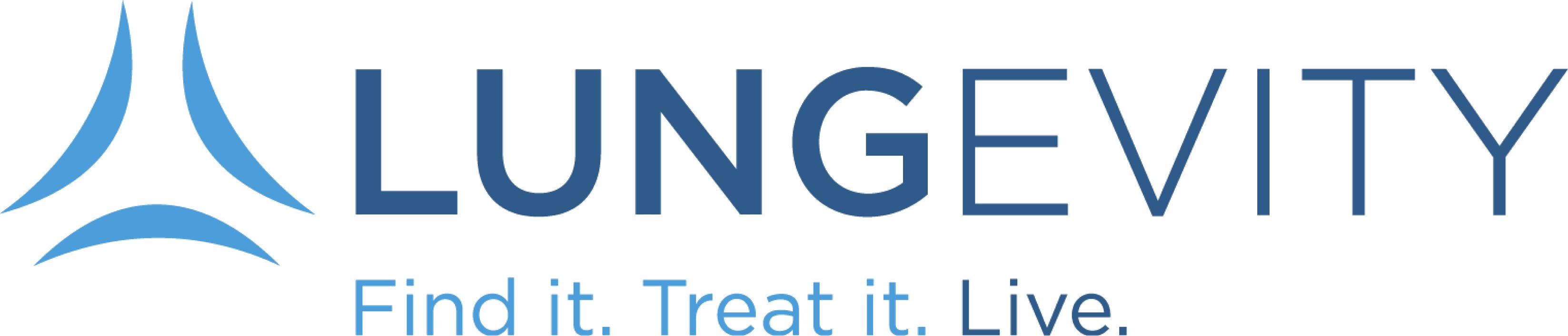 Lungevity logo