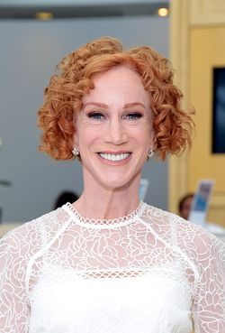 Kathy Griffin Diagnosed With Lung Cancer