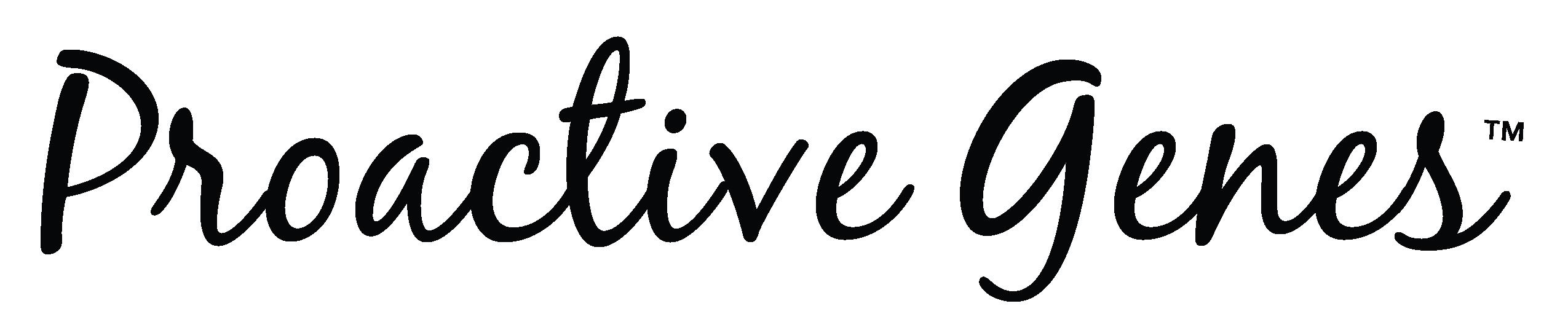 Proactive Genes logo