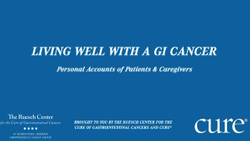 Living Well with a GI Cancer
