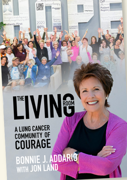 All Are Welcome: A Real-Life Lung Cancer 'Living Room'