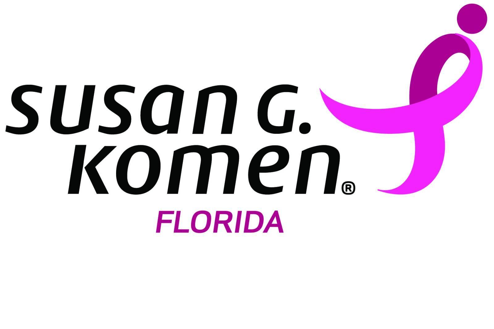 Susan G. Komen Florida logo