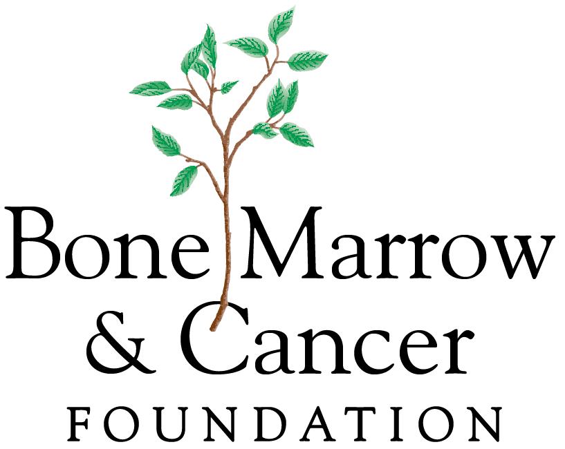 Bone Marrow & Cancer Foundation logo