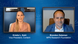 Helping Patients With MPNs to Elevate Their Voice