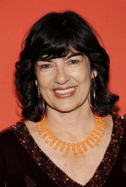 CNN Anchor Christiane Amanpour Receiving Treatment for Ovarian Cancer