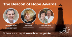 Vote for the 2021 Beacon of Hope Award Winner