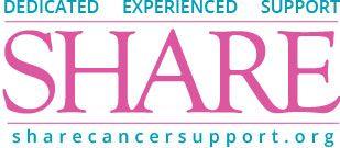Share Cancer Support logo