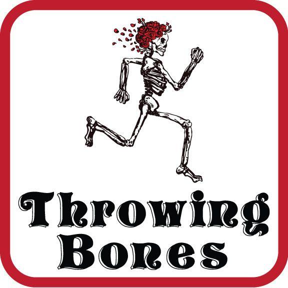 Throwing Bones logo