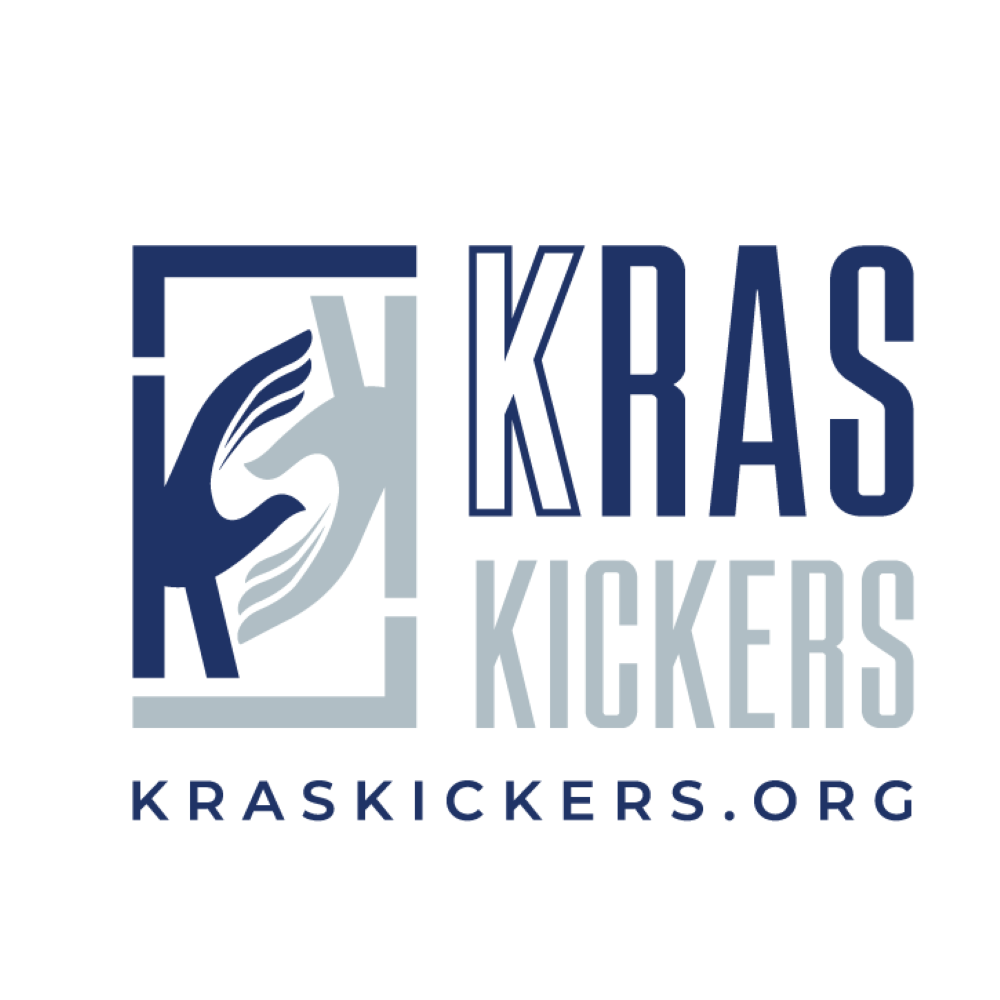 KRAS Kickers logo