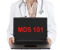 The Basics of MDS: Diagnosis and Staging