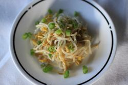 Bean Sprouts and Salad and Stock, Oh My!